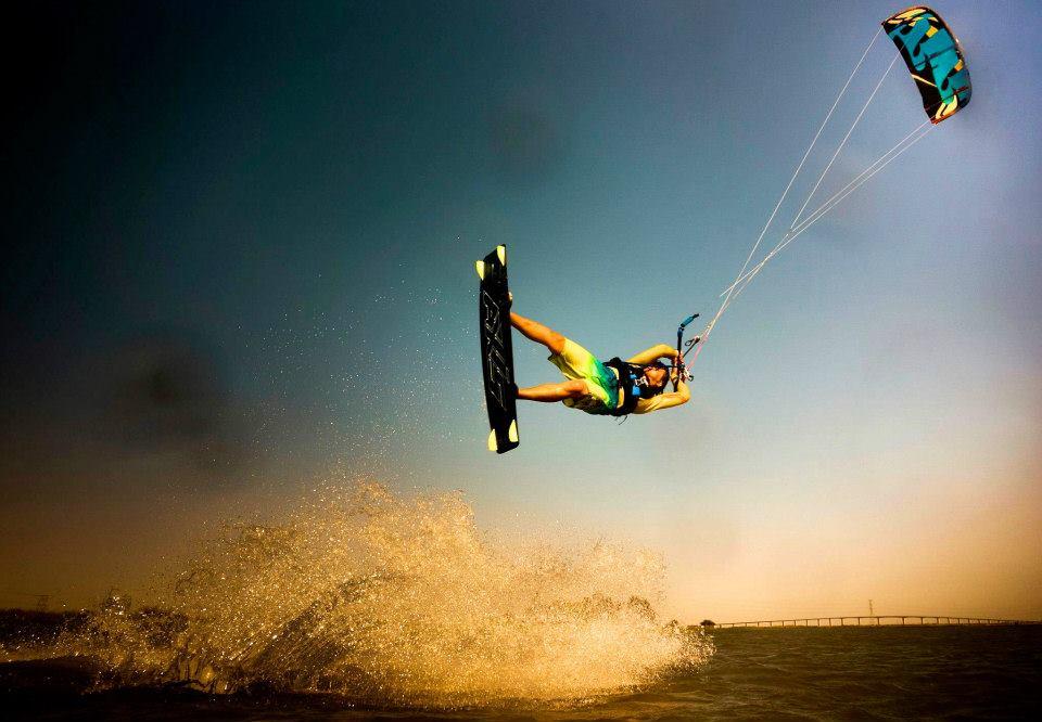 Slaweck Krause Kiteboarding