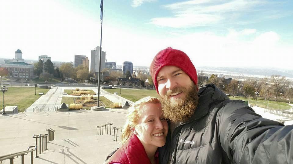 Andrew&Wife